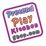 Pretend Play Kitchen Shop