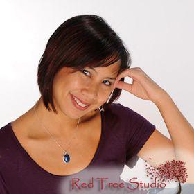 Red Tree Studio by Kim Paige