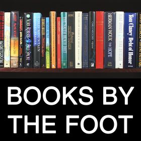 Books by the Foot