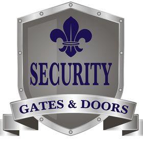 Security Gates & Doors