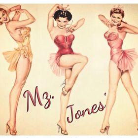 Mz Jones Boudoir