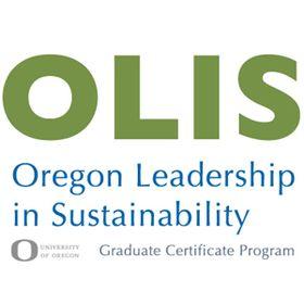 Oregon Leadership in Sustainability