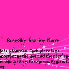 Rose-Sky Journey Pieces