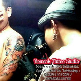 bowenk tattoo studio