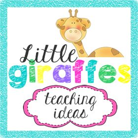 Little Giraffes Teaching Ideas