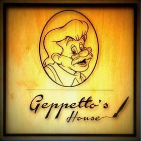 Geppetto's House Rhodes