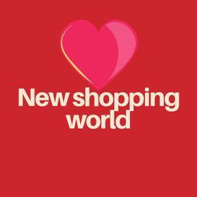 New shopping world