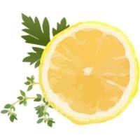 parsley thyme & limoncello