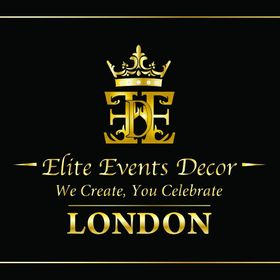 Elite events decor