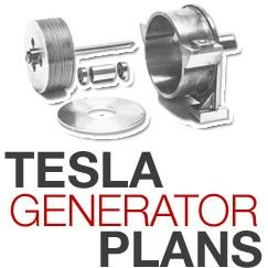 Tesla Generator Plans