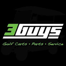 3 Guys Golf Carts
