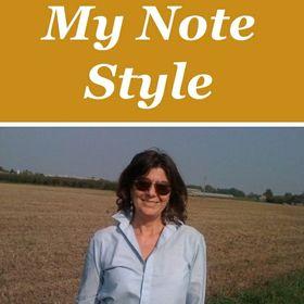 My Note Style (Simona Guarneri)