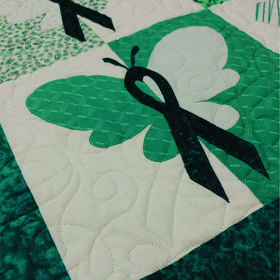 APPLIQUES, QUILTS AND MORE
