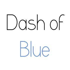 Dash of Blue