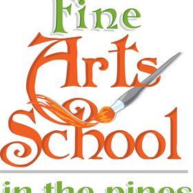 Fine Arts School In The Pines