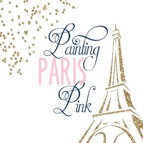 Painting Paris Pink