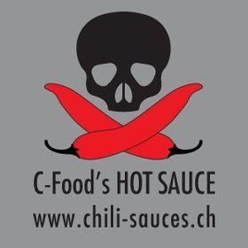 C-Food' Hot Chili Sauces
