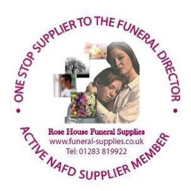 Rose house funeral supplies