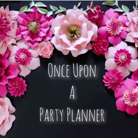 Once Upon A Party Planner