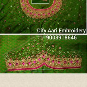 City Aari Embroidery