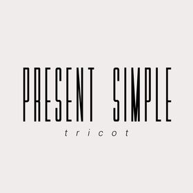 Present Simple Clothing