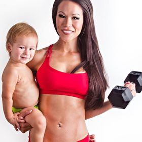 Sia Cooper Diary of a Fit Mommy