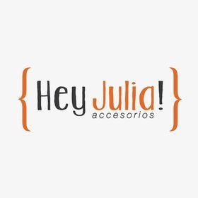 Hey Julia Accesorios