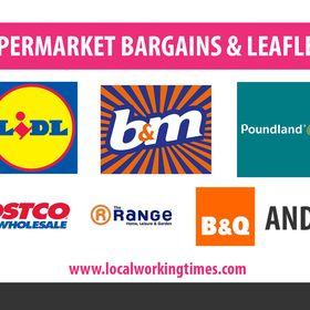 Latest Supermarket Deals UK