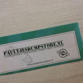 PaultjesDumpstore.nl