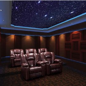 cinema seating/home theater seating/recliners