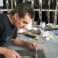Jesus Figueroa Art Glass