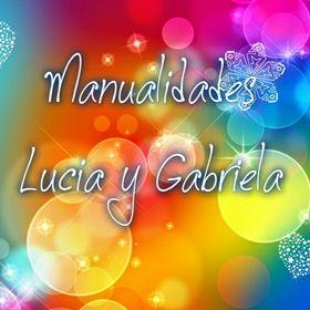 Manualidades Lucia y Gabriela