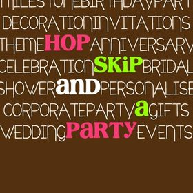 Hop, Skip and a Party