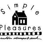 Simple Pleasures Rubber Stamps & Scrapbooking