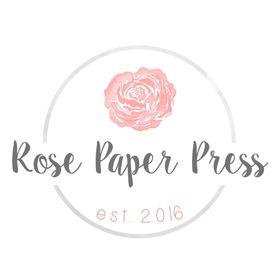 Rose Paper Press