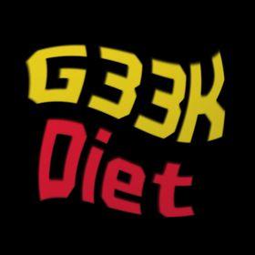 Andrew G33k Diet