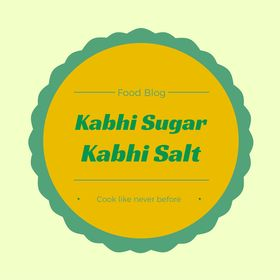 Garima @Kabhi Sugar Kabhi Salt blog
