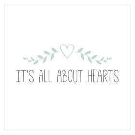 It's all about hearts