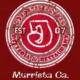 Jerseys Pizza Murrieta