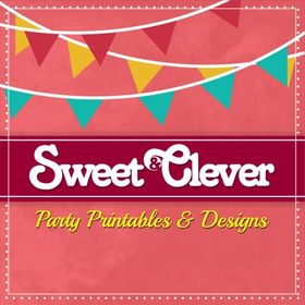 Sweet & Clever Party Printables