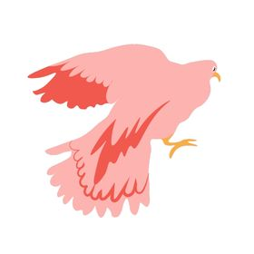 The Pink Pigeon Post