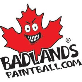 Badlands Paintball