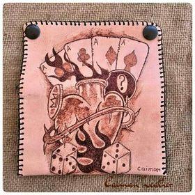 Caiman Handmade Leather
