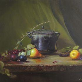 Inka Zamoyska Fine Arts
