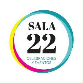 Sala 22 celebraciones y eventos