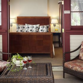 Lodging in Napa Valley
