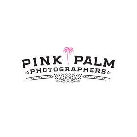 Pink Palm Photo