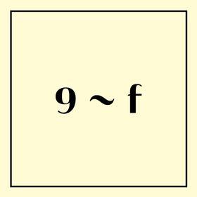 9F novenoefe