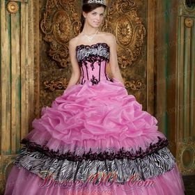2013 Brand New Quinceanera and Prom