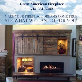 Great American Fireplace